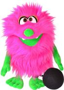 Living Puppets Monster to Go Muffi Hapsweg W820 Soft Toy
