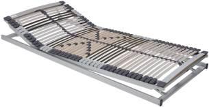MALIE 7-Zonen-Lattenrost Classic Superflex 42 KF, Holz, 80/200