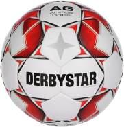 Derbystar Erwachsene Brillant TT AG, 1139500130 Fußball, Weiss rot, 5