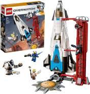 LEGO 75975 -Overwatch Watchpoint: Gibraltar, Bauset