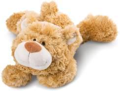 NICI 46513 - Bär, Teddybär, liegend, Plüschtier, 30 cm