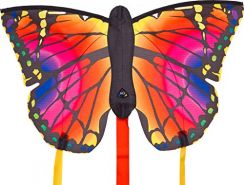 Kinderdrachen Butterfly Kite Ruby L