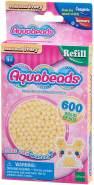Aquabeads - 32628 - Elfenbeinfarbene Perlen
