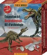 Ausgrabungsset Spinosaurus T-Rex World