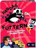 Mattel Games GRF95 - Pandas Füttern (verboten) Kinderspiel, geeignet für 4 - 8 Spieler, Kinderspiele ab 7 Jahren