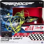 Air Hogs 6040078 Hyper Drift Drohne, farblich sortiert, 1 Stück, zufällige Auswahl, keine Vorauswahl möglich