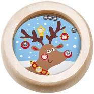Moses 17244 Kleines Holzgeduldspiel Weihnachtsschätze