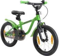 Bikestar Löwenrad Kinder Fahrrad ab 4 Jahre mit Bremse 16 Zoll Grün