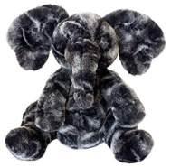Manhattan Toy Luxe Liam Stofftier Elefant Plüsch Baby Spielzeug, 22.86cm