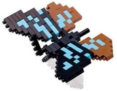 nanoblock IST-008 - Chestnut Tiger Butterfly / Schmetterling, Minibaustein 3D-Puzzle, Mini Collection Serie, 130 Teile, Schwierigkeitsstufe 1, leicht