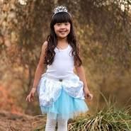 Cinderella Rock und Tiara, für Kinder von 4-6 Jahre -