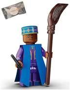 Lego® 71028 Harry Potter™ Minifiguren - Figur 10 Kingsley Shacklebolt + 1 stickermarkt24de Gum