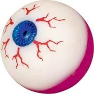 Die Spiegelburg - Augen-Leuchtflummis mit Sound - Wild+Coo, ab 3 Jahren - 1 Flummi, zufällige Auswahl, keine Vorauswahl möglich