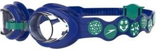 Speedo Schwimmbrille Spot Jungen PVC/Silikon blau Einheitsgröße
