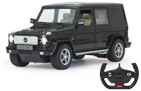 Jamara Mercedes-Benz G 55 AMG schwarz 1:14 27MHz