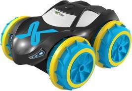 20203 Exost - Aquacyclone - Ferngesteuertes Auto - 100% Amphibienfahrzeug - Fährt sowohl auf dem Boden als auch im Wasser - Verfügbar in 2 Farben, Echelle 1/34