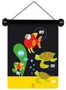 Scratch 6182011 - Dartspiel Sea Life, klein, 30 x 24 cm, magnetisch