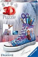 Ravensburger 3D Puzzle 12121 - Sneaker - Frozen 2 - 108 Teile