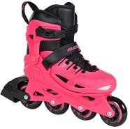 Powerslide Phuzion Kids Stargaze Pink Kinder Inline Skates verstellbar pink EU 29-32