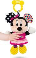Clementoni 17164.4 Mickey Mouse and Friends Plüsch Minnie mit Beißring