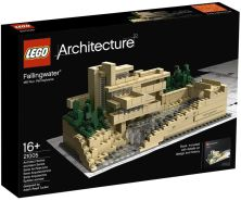 LEGO Architecture 21005 - Baukasten, Fallingwater