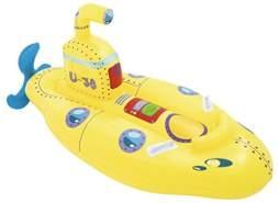 Bestway Schwimmfigur Yellow Submarine, ab 3 Jahren, 165 x 86 cm