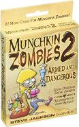 Steve Jackson Games 1482 - Munchkin Zombies 2
