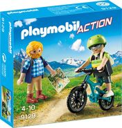 Playmobil 9129 - Bergsportler