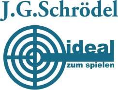 Schrödel J.G. 730 0153 Spielzeuggewehr, Braun / Gold