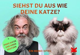 Laurence King 'Siehst du aus wie deine Katze?' Memospiel