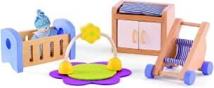 Hape E3459 - Babyzimmer