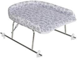 Geuther 4815 höhenverstellbarer Wickelaufsatz für die Badewanne 15