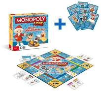 Winning Moves - Monopoly Junior - Unser Sandmännchen