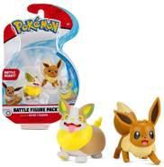 Auswahl Battle Figuren   Pokemon   Action Figur   Spiel-Figur zum Sammeln Evoli & Voldi