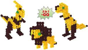 Amewi Fanclastic Set Dinosaurier 3-in-1