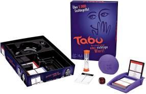 Hasbro 'Tabu' Kartenspiel, ab 13 Jahren, 4+ Spieler, beliebige Spielzeit
