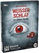 Carletto 'Weisser Schlaf' Die Leopold-Trilogie, Teil 2, Escape-Thriller, Krimi-Spiel