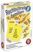 Rechtschreibfamilien (Kartenspiel). Von