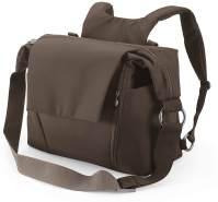 STOKKE® Wickeltasche - Windeltasche mit faltbarer Wickelunterlage - Farbe: Brown