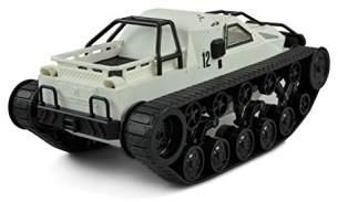 Amewi Ketten-Drift-Fahrzeug 1:12 weiß RTR