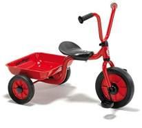 Winther MINI Krippendreirad mit Wanne, Fahrzeug für Kinder 2-4 Jahre