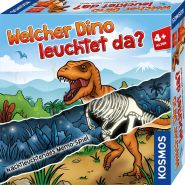 Kosmos® - Welcher Dino leuchtet da? Mitbringspiel