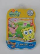 vtech V. SMILE Lernspiel SpongeBob