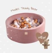 MeowBaby - Bällebad 30cm Modell Teddy Bear