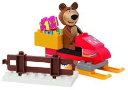 PlayBIG - Bloxx Masha and the Bear - Bear's Snowmobile