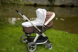 Alvi - Mückennetz für Kinderwagen Standard