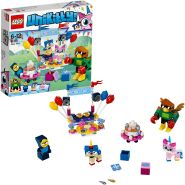 Lego Unikitty! 41453 'Partyspaß', 214 Teile, ab 6 Jahren