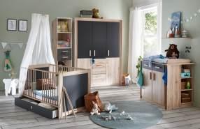 Wimex 'Kiruna' 3-tlg. Babyzimmerset