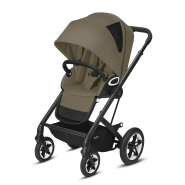 CYBEX Gold 'TALOS S LUX' Buggy 2021 Black/Classic Beige