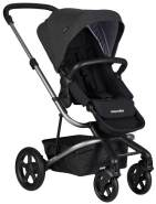 Easywalker Harvey Buggy  Night Black - Platinum Edition Manhattan Grey